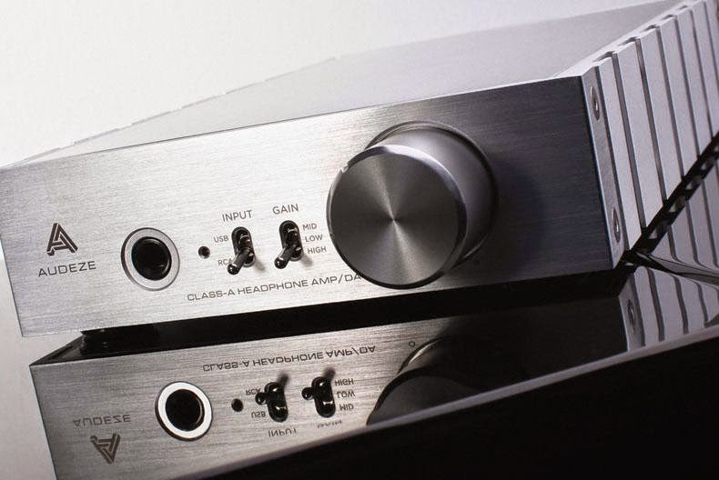 Deckard amplifier/DAC